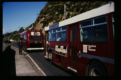 No. 25 Diesel to rescue Carlton Gore Rd