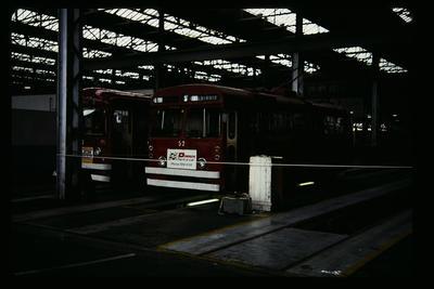 Kilbirnie Bus Workshops no. 15; Peter Moses; 1978