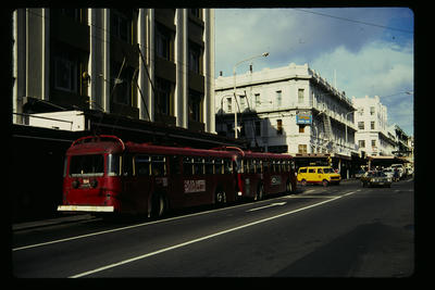 Nos 104 Trolley Buses Cuba St