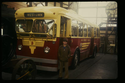 Phillip + New Plymouth Trolley Bus