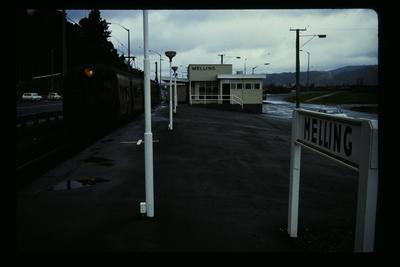 Melling Station, Hutt Valley