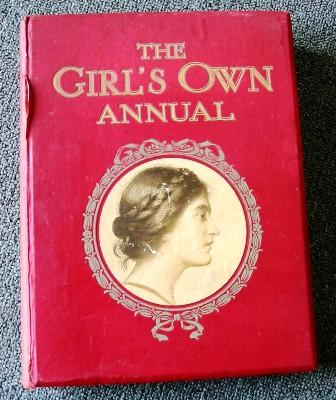 The girls' own annual