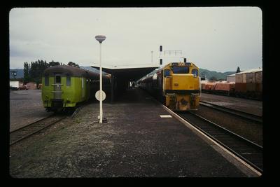 Woodville Station