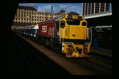 """""""Endeavour' at Wellington for Napier"""
