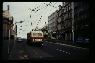 Trolley Bus Dunedin