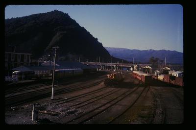 Greymouth Station