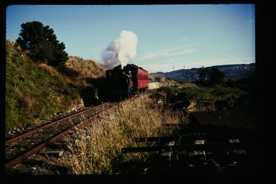 Ocean Beach Railway St Kilda to Moana Rua