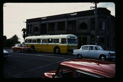 Trolley Bus Jervois Rd Herne Bay