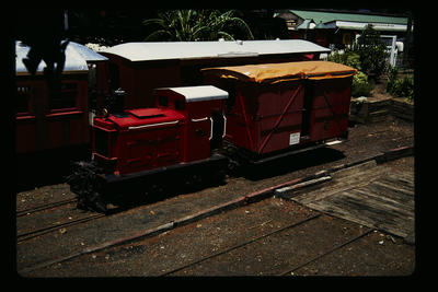 Railway MOTAT