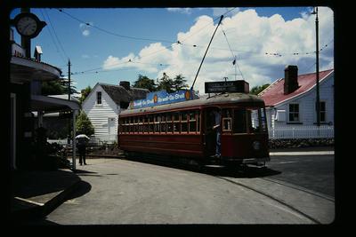 MOTAT Tram
