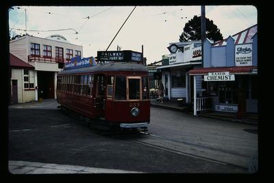 Tram MOTAT