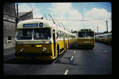 Victoria Park Bus Depot