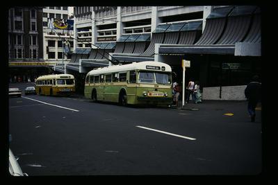 Trolley Bus to Farmers Wyndham St