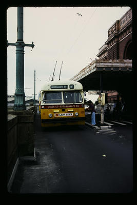 No. 102 Trolley Bus Railway Station