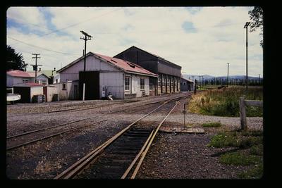 Sheds Ohai Railway Board