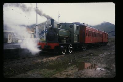 Train Ferrymead