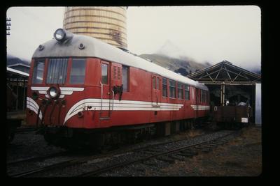 Train Ferrymead Christchurch