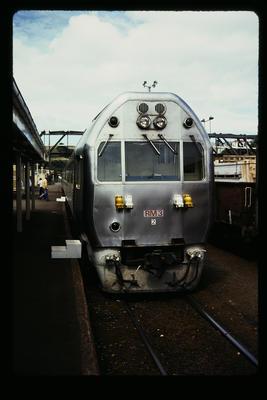 [Train at Station]