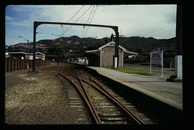 [Train tracks]