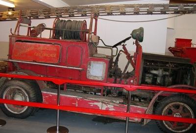 Fire Engine [Dennis N]; Dennis Brothers Limited; 1919