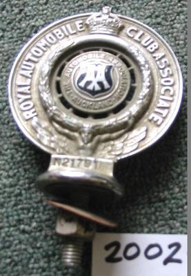 Badge - Car