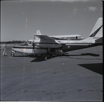 [Bay of Plenty Airways LTD aircraft]