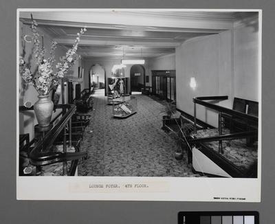 Lounge Foyer. 4th floor