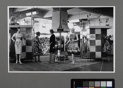 [Interior store Alice Edwards mannequin display]