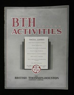 BTH Activities