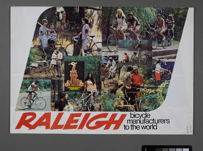 Raleigh bicycle manufacturers of the world