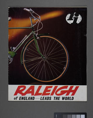 Raleigh of England - leads the world