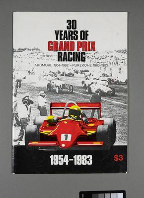 30 years of grand prix racing 1954-1983