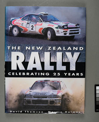 The New Zealand Rally: celebrating 25 years
