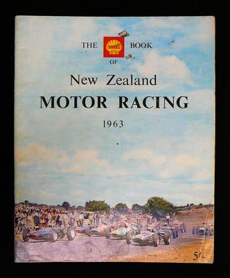 New Zealand Motor Racing