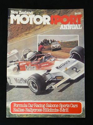 New Zealand Motorsport Annual