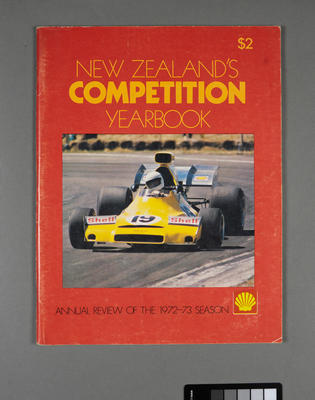 New Zealand's Competition Yearbook: annual review of the 1972-73 season