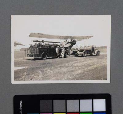 [RNZAF aircraft at RNZAF Hobsonville base]