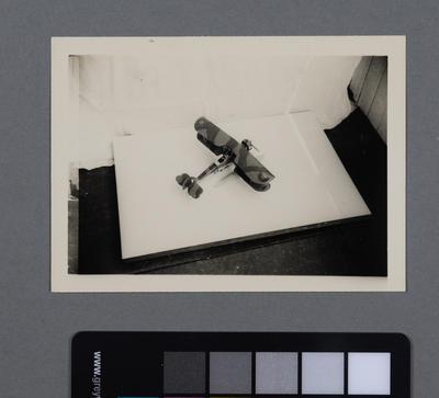 [Aircraft model]