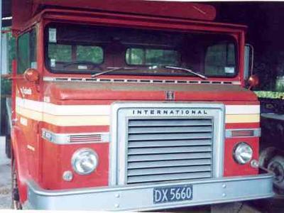 Flatbed Truck [ACCO, C1800, International]