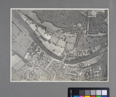 [Aerial image of Henley]