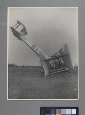 [Crashed aircraft registration J7447]