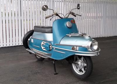 Motor Scooter [NZETA]