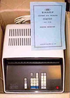 Calculator [Electronic calculator]