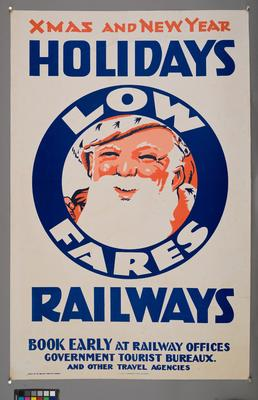Xmas and New Year Holidays Low Fares Railways