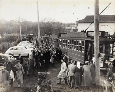 [Eden Park tram loop]