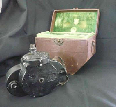 Motion Picture Camera [Bell & Howell Filmo]