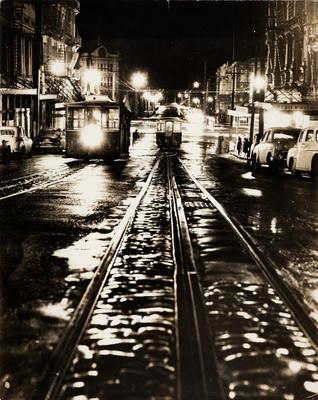 [High Street tram terminus]