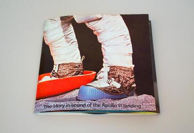 Album [The Story in Sound of the Apollo 11 Landing]