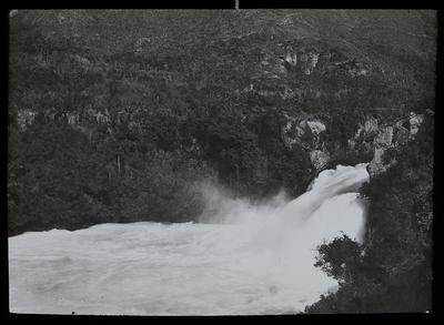 Huka Falls Waikato New Zealand