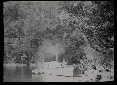 Safe cove. L. Manapouri; Unknown; Late 19th Century-Early 20th Century